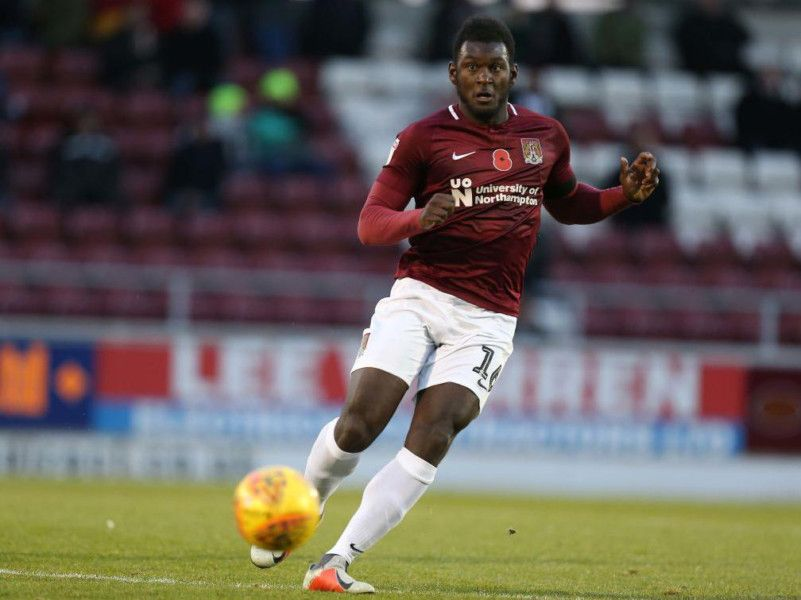 Cobblers player of the year Aaron Pierre joins Shrewsbury Town for  undisclosed fee | Northampton Chronicle and Echo