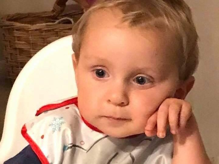 Parents of Northamptonshire baby with rare genetic disease ...