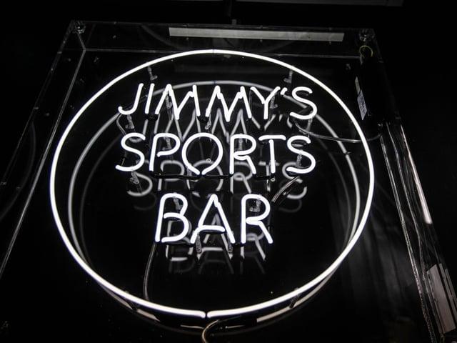 Jimmy's has extended upwards. Photo: Kirsty Edmonds.