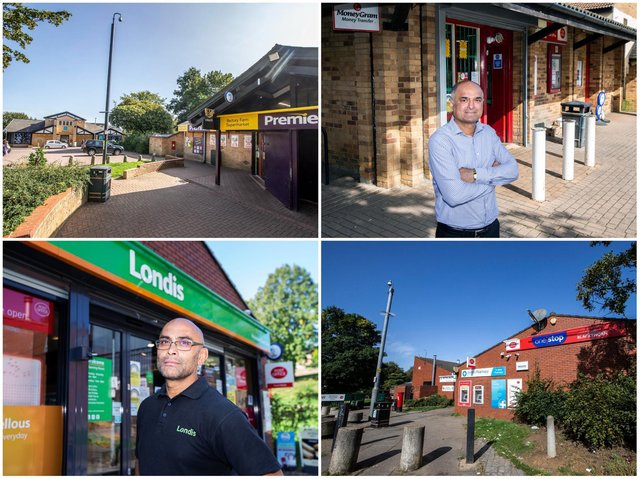 Northampton's community shopowners have been offered the freeholds to their stores for what they have called 'extortionate' prices.