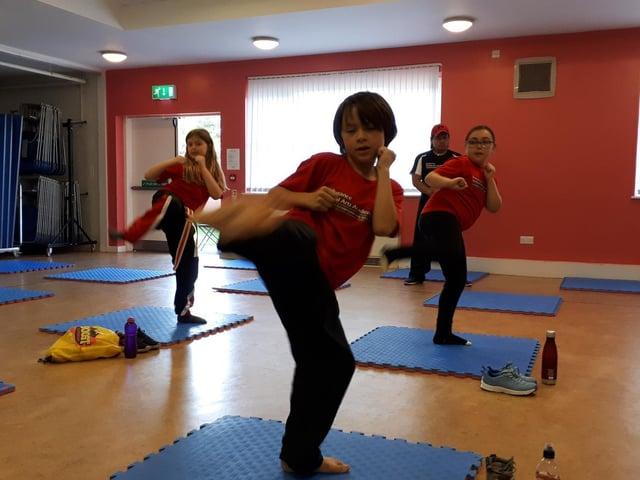 Endurance Martial Arts Academy