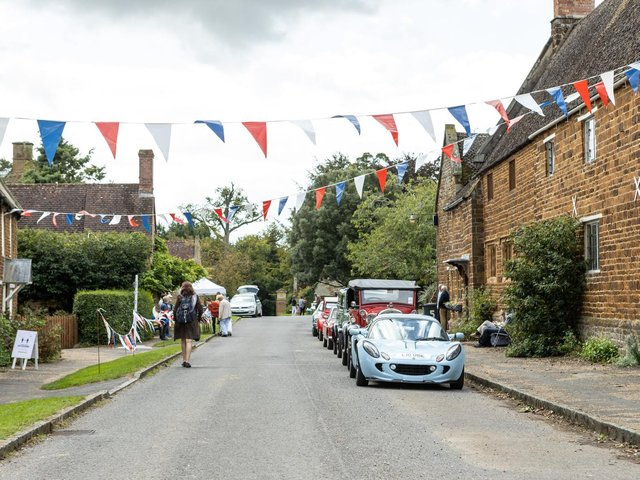 Northamptonshire is home to many picturesque villages that are perfect for Autumn time walks.