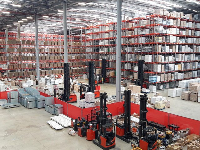 Europa are currently looking for around 60 candidates to join their team at their brand new warehouse in Corby.