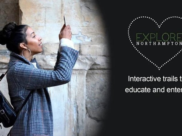 'Explore Northampton' offers two different interactive experiences that give residents a new way to get to know the town's history better.