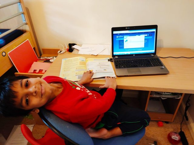 Meet the record holder for World's Youngest Computer Programmer - Kautilya, aged 7, from Northampton | Northampton Chronicle and Echo