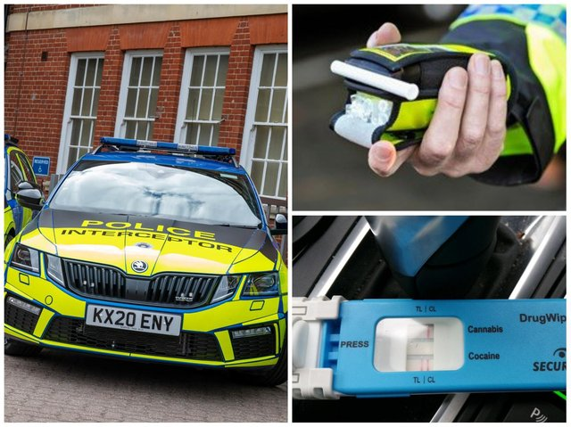Police launched their Christmas drink-drive crackdown on December 1
