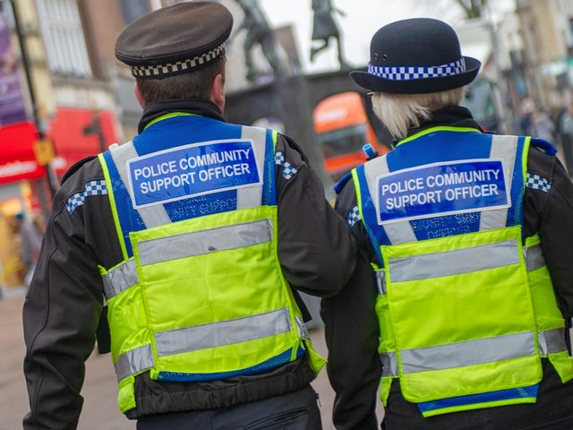 Northamptonshire will have double the number of neighbourhood police officers on the beat from next year