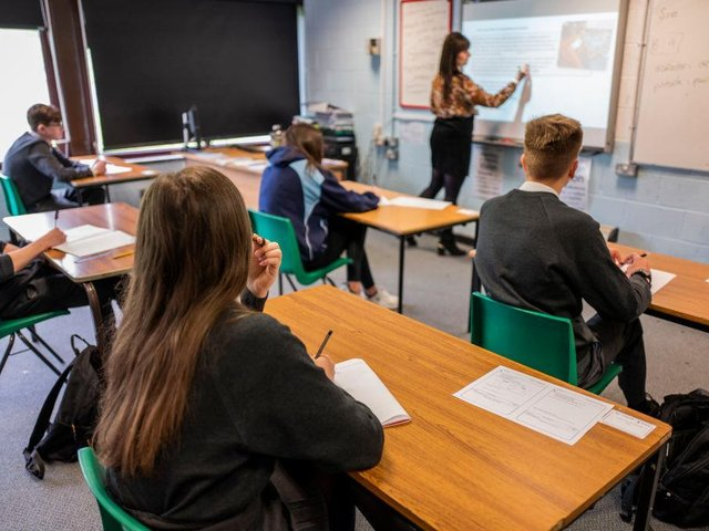 Governors can help schools recover from the trauma of the coronavirus pandemic, says David Ross Education Trust. Photo: Getty Images