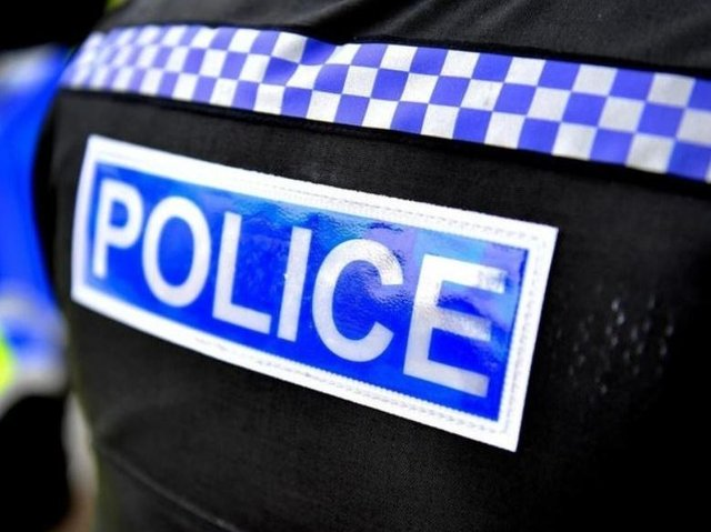 Northamptonshire Police say three officers and a paramedic were attacked in the early hours of Saturday
