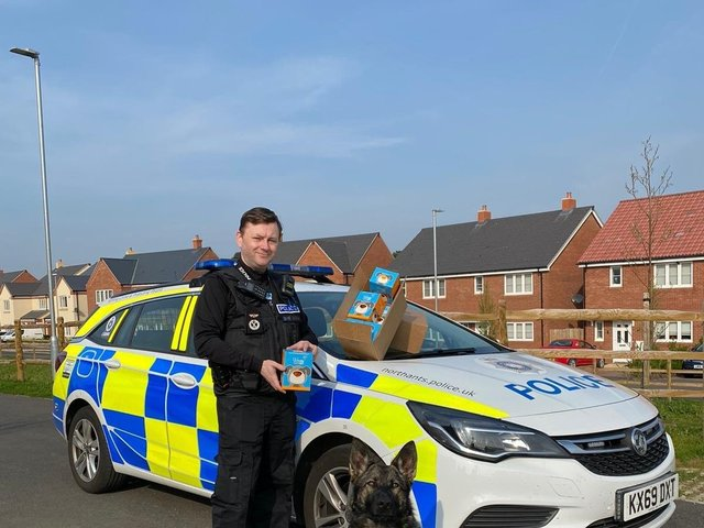 Mike Maywood is 'stepping down' after 26 years in his unpaid role in charge of Northamptonshire's Special Constabulary