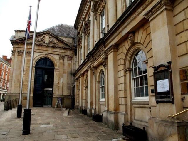 Northamptonshire Coronor's Court