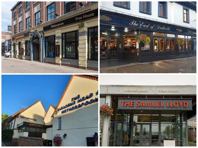 Pub chain Wetherspoon is working which of its seven Northamptonshire pubs will be able to reopen on April 12