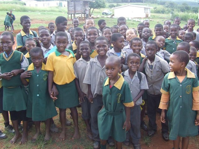 Rotarians in Northampton are linking up with Swaziland Schools Projects charity