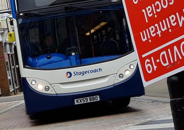 Stagecoach are restoring key bus routes across the county ahead of Monday's return to school