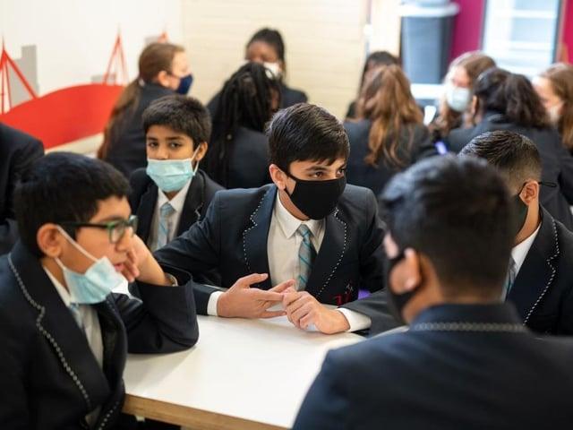 Northamptonshire teachers were shocked to fine students sent to school despite having coronavirus symptoms last term