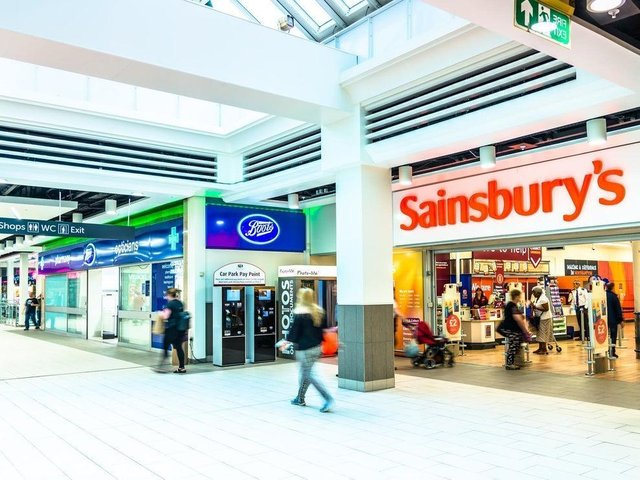 Sainsbury's shuts its doors for good today (March 6).