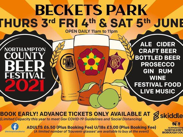 Tickets can now be purchased for the Northampton County Beer Festival.