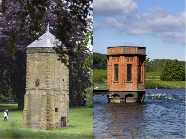Nine of the prettiest strolls in and near Northampton include Abington Park and Sywell Country Park.