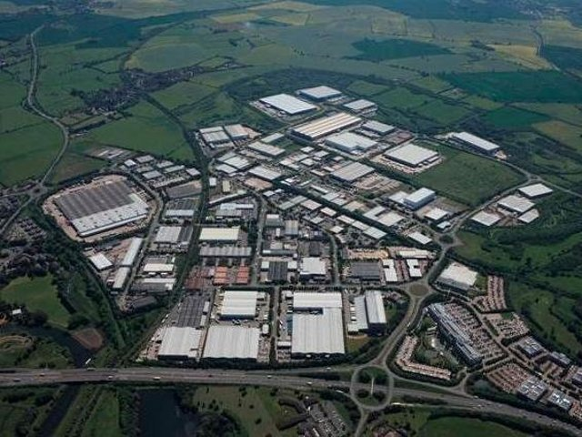 Brackmills Industrial Estate