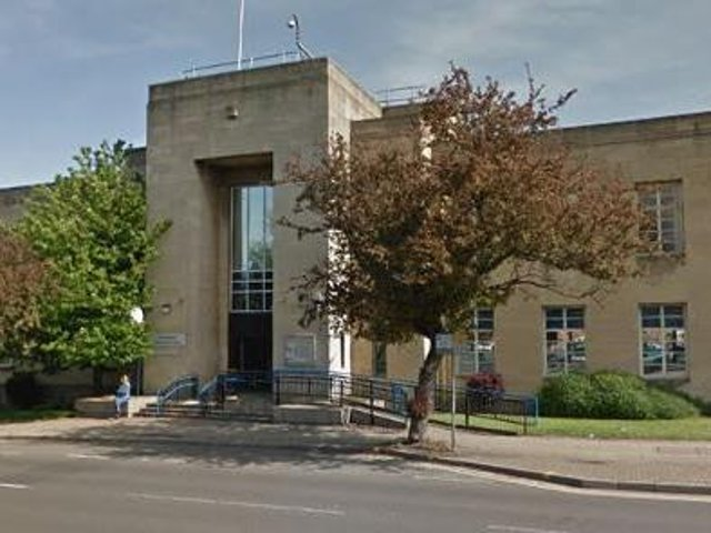 He appeared at Northampton Magistrates Court