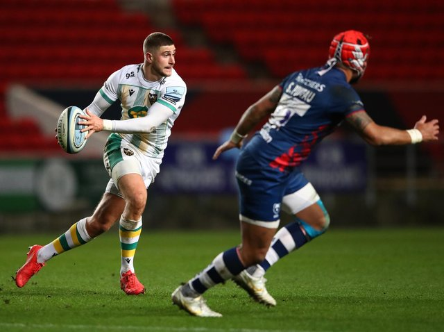 James Grayson gets the nod at fly-half against Sale