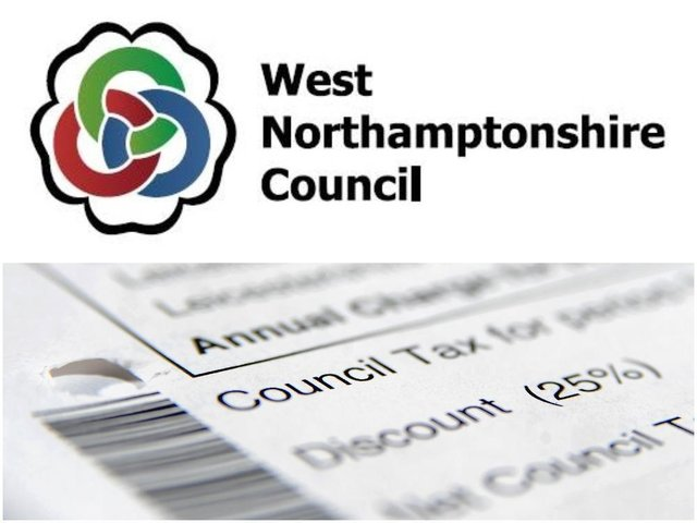 West Northamptonshire Council has been sending out its first council tax bills - with some surprised by the increase from last year