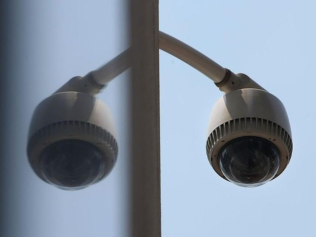 Another 13 CCTV cameras are going up in Northampton as part of Stephen Mold's Safer Streets project. Photo: Getty Images