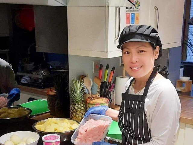 Sukanda Wootton has started a new Thai takeaway delivery service.