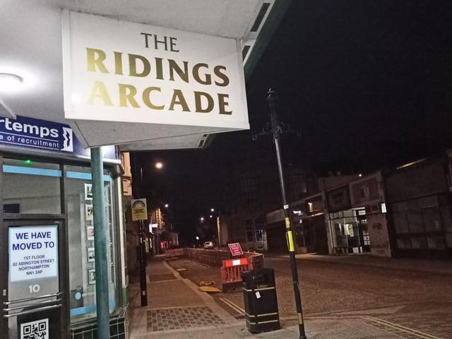 The Ridings Arcade