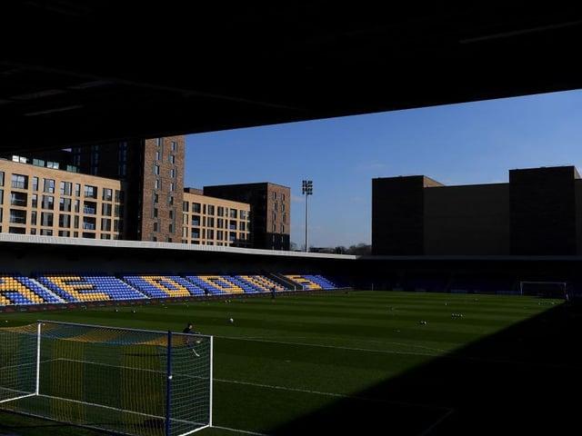 AFC Wimbledon's new home ground.