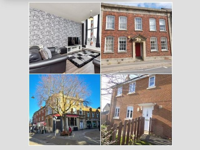 Get yourself on the property ladder with one of these bargain buys