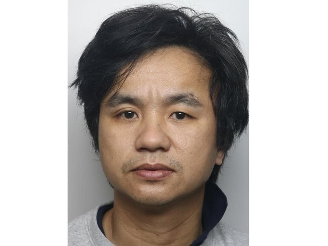 Tan Nyugen-Cong was jailed for three years after he was caught running a cannabis farm in the UK for the second time.