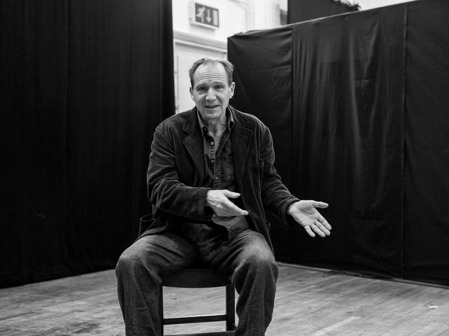 Ralph Fiennes' adaptation of T.S Eliot's Four Quartets is coming to Royal & Derngate this summer.