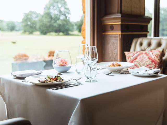 Hibiscus based at Delapre Abbey, Northampton won gold in the dining venue of the year category.