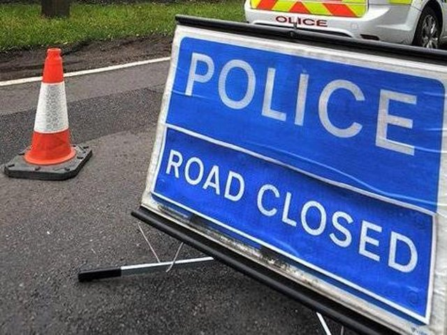"""Police say Salthouse Road in Brackmills will be closed for """"several hours"""" on Friday"""