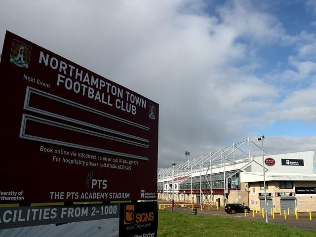 Northampton 10K will start and end at Northampton Town Football Club's PTS Academy Stadium. Photo: Getty Images