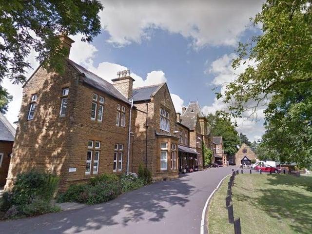 St John's Home in Wellingborough Road, Northampton. Photo: Google