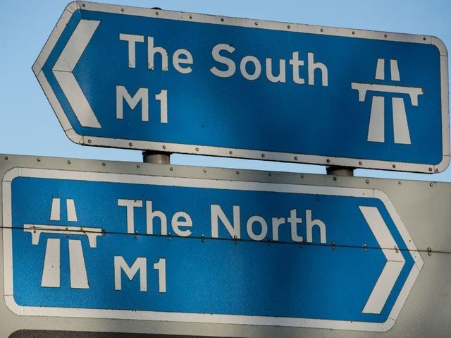 Police have launched a crash investigation after a lorry driver died on the M1 between Milton Keynes and Norrthampton on Saturday. Photo: Getty Images