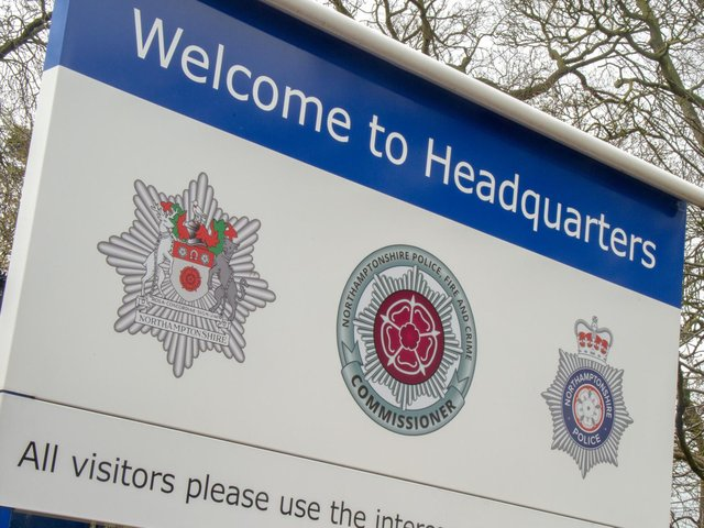 Northamptonshire Police has welcomed an independent inspector's report in their child protection performance