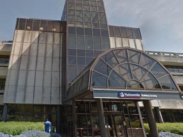 Nationwide's admin centre at Moulton Park