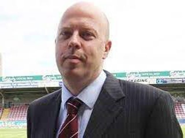 Former chairman of Northampton Town, David Cardoza