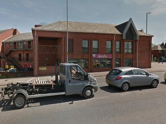 Kingsthorpe Library - Google Maps