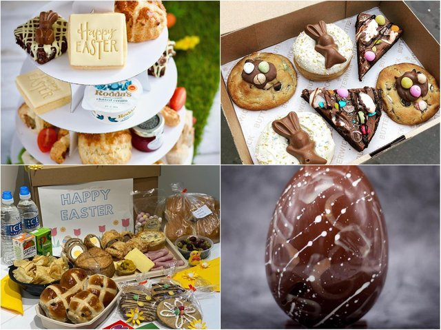 There are so many small businesses in Northamptonshire offering delicious Easter treats.