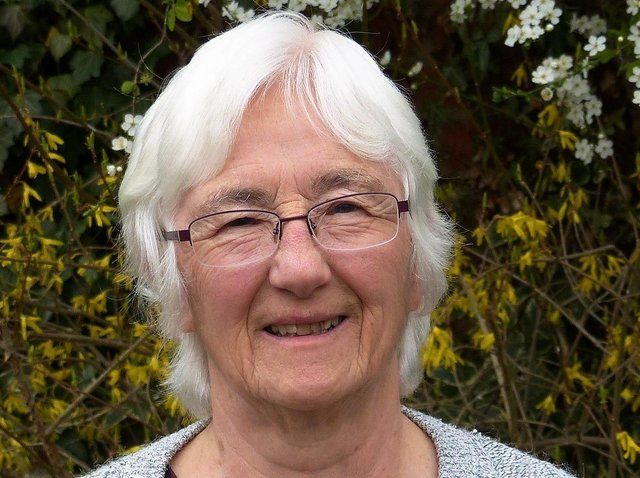 Rosemary Sturge has penned her fifth historical novel, 'Northampton 1290'.