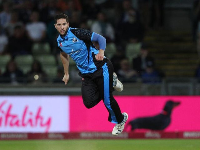 Northants have signed South African all-rounder Wayne Parnell for all formats