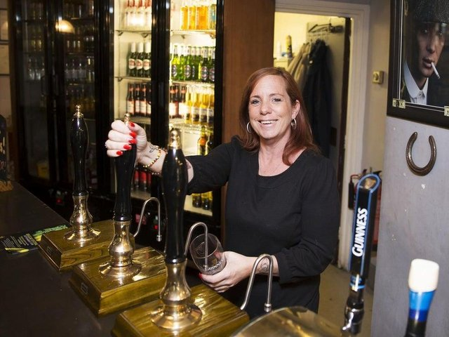 Liz Cox who runs the Old Five Bells thinks the idea is a good one. (File picture).