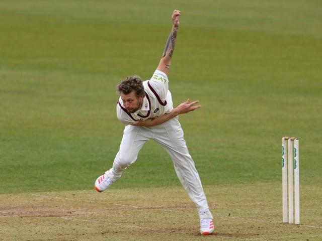Gareth Berg claimed three wickets against his former club in Northants' opening pre-season friendly