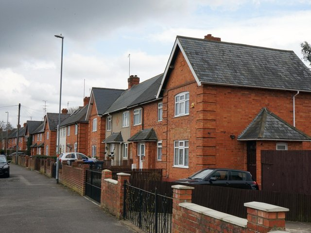 400 homes in Kingsthorpe are eligible for the energy improvements.