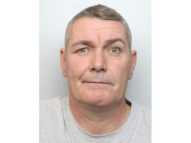Mark Hulka used a van provided by the university to steal virtually anything he could get his hands on.