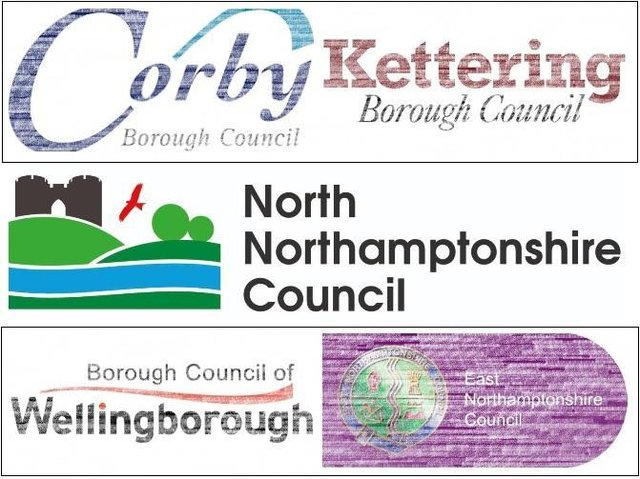 North Northamptonshire takes over functions of the county council plus four district and borough councils from Thursday